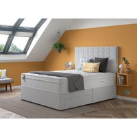 Slumberland Aero Gel Fusion 2400 Mattress - Small Double (4' x 6'3