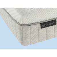 Dunlopillo Diamond PLUS Mattress - European Single (90cm x 200cm)