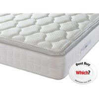 Sealy Nostromo Posturepedic Pocket 1400 Latex Mattress - Super King (6' x 6'6