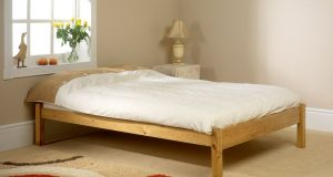 Friendship Mill Studio Wooden Bed Frame