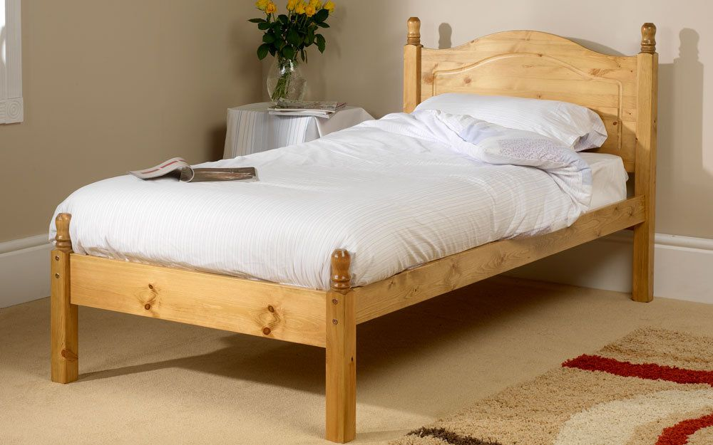 Friendship Mill Orlando Wooden Bed Frame