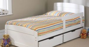 Friendship Mill Wooden Rainbow Kids Bed