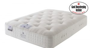 Rest Assured British Wool 2000 Pocket Medium Mattress