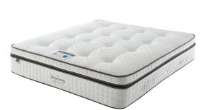 Silentnight 70th Anniversary 2000 Mirapocket Geltex Mattress