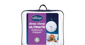 Silentnight Deep Sleep Luxury Mattress Topper