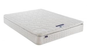 Silentnight Miracoil Pillow Top Mattress