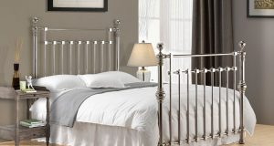 Time Living Edward Metal Bed Frame