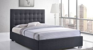 Time Living Nevada Fabric Bed Frame
