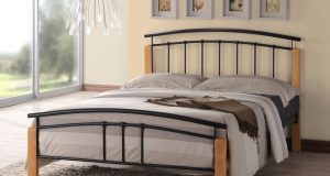 Time Living Tetras Metal Bed Frame