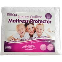 Harwoods Quilted Anti Allergenic Mattress Protector, Single