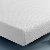 Pocket Ortho 4000 Individual Sprung Reflex Foam Support Orthopaedic Rolled Mattress - 6ft Super King Size (180 x 200 cm)