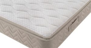 Silentnight Helsinki Miracoil Geltex Pillow Top Mattress