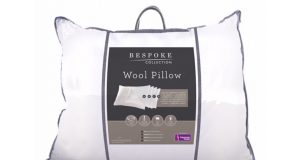 Bespoke Collection Wool Pillow