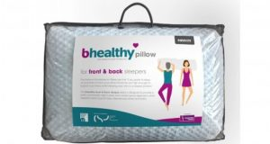 Bhealthy Front & Back Sleeper Pillow