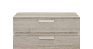 Bergen 4 Drawer Wide Chest of Drawers