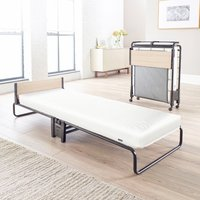 Jay-Be Revolution Folding Bed with Rebound Mattress - 2ft6 Small Single
