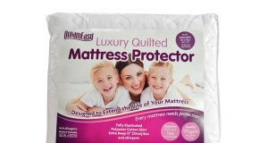 Harwoods Quilted Anti Allergenic Mattress Protector