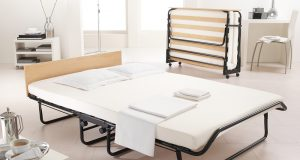 Jay-Be Jubilee Folding Bed with Memory e-Fibre Mattress