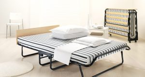 Jay-Be Jubilee Folding Bed with Rebound e-Fibre Mattress