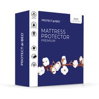 Protect A Bed Premium Waterproof Mattress Protector, King Size